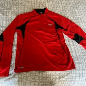 North Face Flight Series Quarter Zip Shirt